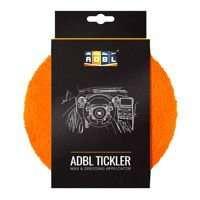 ADBL Tickler aplikator obszyty mikrofibrą 15cm
