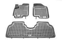 Dywaniki samochodowe gumowe do samochodu Hyundai ix20 (2010-) KIA Venga (2009-) 3szt