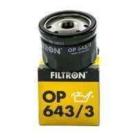FILTRON filtr oleju OP643/3 - Renault Clio II Kangoo 1.5 DCI