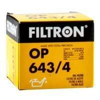 FILTRON filtr oleju OP643/4 - Renault Clio 1.5dCi 00-