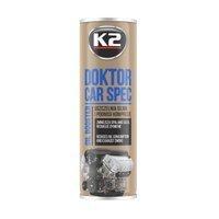 K2 Moto Doktor Car Spec uszczelniacz do silnika 443ml