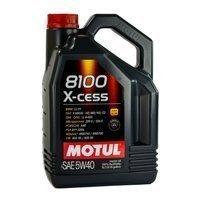 Olej silnikowy Motul 8100 X-cess 5W/40 5L