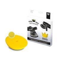 Royal Pads U-Thin Ultra Cut średnio twardy pad polerski - żółty 155/165mm