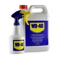 WD-40 preparat wielofunkcyjny 5L+ opryskiwacz 0,5l