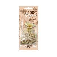 Zapach Moje Auto Insenti Organic Woreczek zapachowy - Vanilla 18g