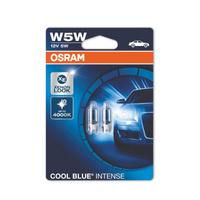 Żarówka samochodowa sygnalizacyjna Osram Cool Blue Intense W5W - 2szt