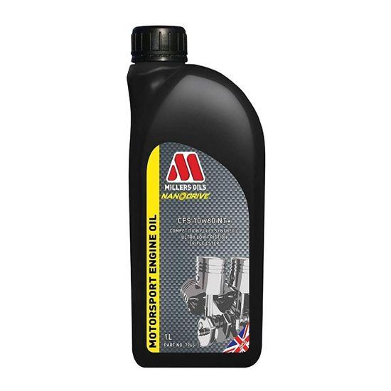 Olej Millers Oils CFS 10w/60 NT+ MOTORSPORT (7965) 1L