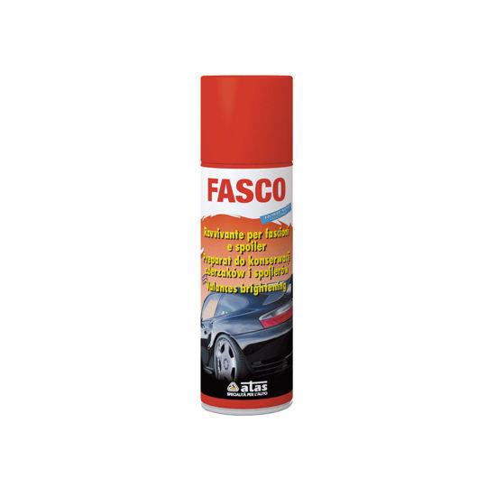 Atas Fasco do konserwacji zderzaków i spojlerów 250ml