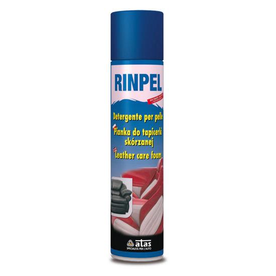 Atas Rinpel pianka do nabłyszczania i konserwacji skóry 400ml