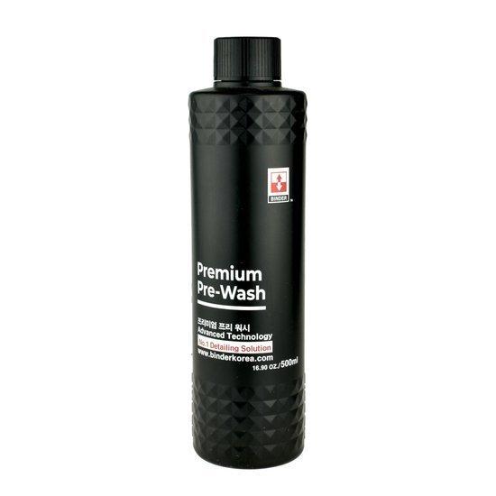 Bezdotykowe Mycie wstępne BINDER Premium Pre-Wash 500ml