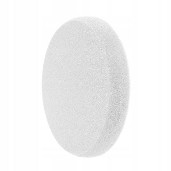 Boll gąbka polerska biała twarda na rzep 150/50mm