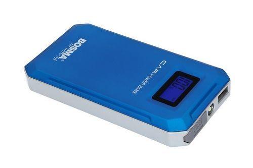 Bosma Power Bank USB 6Ah Jump Starter z funkcją rozruchu auta 12V150A