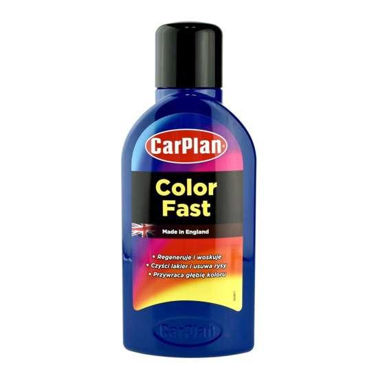 CarPlan T-CUT Color Fast - wosk koloryzujący Granatowy 500ml