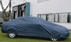 CarPoint wodoodporny pokrowiec na samochód - Plandeka L