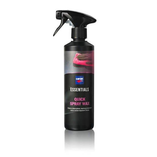 Cartec Essentials Quick Spray Wax - szybki wosk 500ml