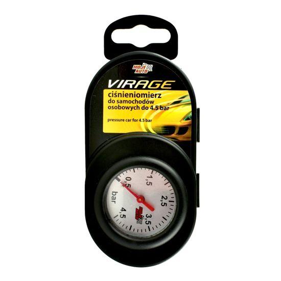 Ciśnieniomierz do samochodów osobowych Virage do 4,5 bar