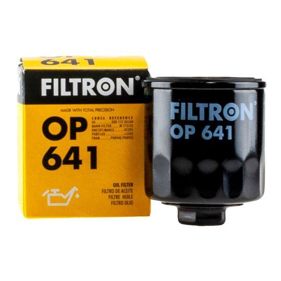 FILTRON filtr oleju OP641 - Seat, VW Golf IV 1.4i, Skoda Fabia 1,4