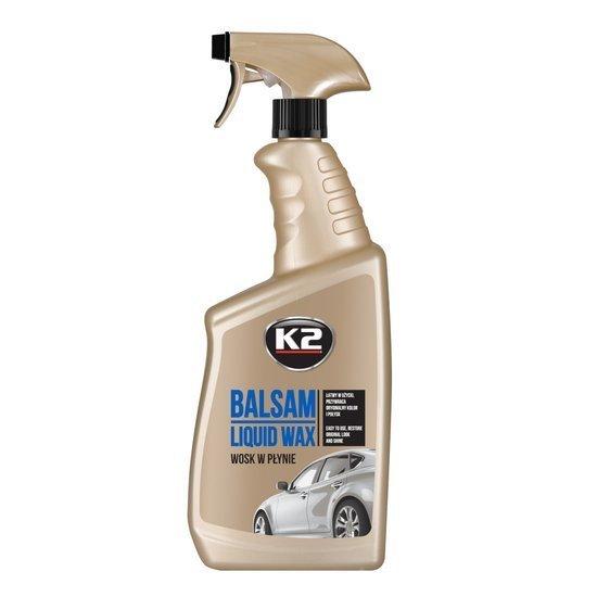 K2 Balsam do nabłyszczania i konserwacji lakieru 700ml