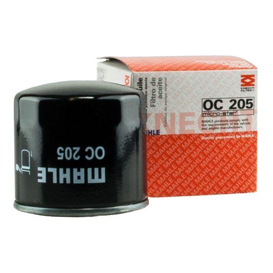 Knecht filtr oleju OC205 - Mazda 323 1,8D, 626 2,0D ->87, KIA