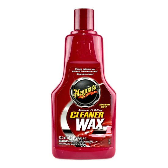 Meguiars Cleaner Wax Liquid wosk - preparat czyszczący w płynie 473ml