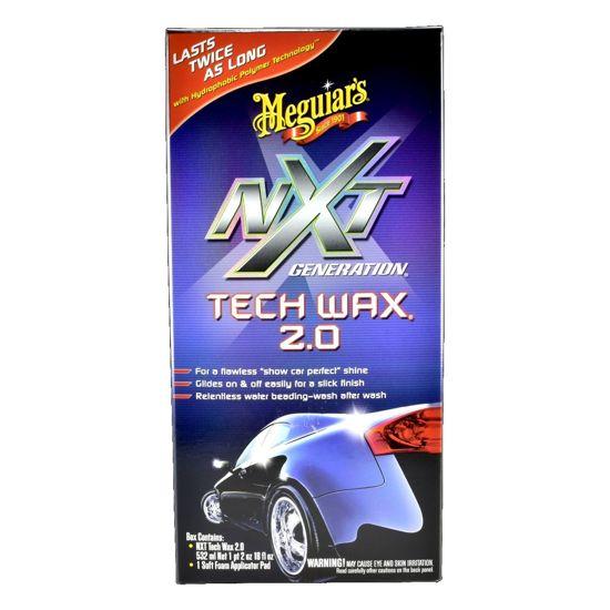 Meguiars NXT Generation Tech Wax 2.0 syntetyczny wosk samochodowy - mleczko 532ml
