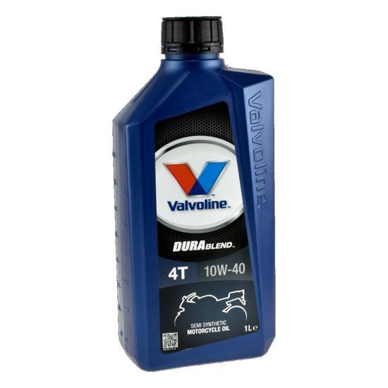 Olej motocyklowy Valvoline Motorcycle 10W/40 4T 1L