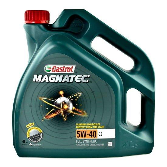 Olej silnikowy Castrol Magnatec 5W/40 4L