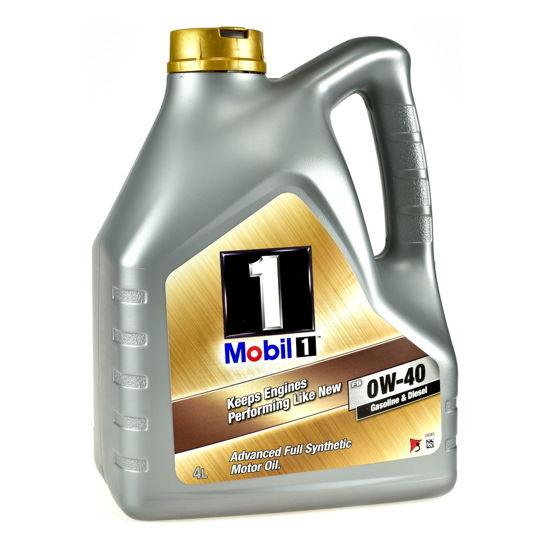 Olej silnikowy Mobil New Life 0W/40 4L