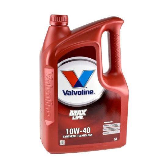 Olej silnikowy Valvoline MaxLife 10W/40 5L