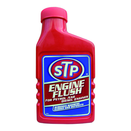 Płukacz silnika, płukanka STP Engine Flush 450ml