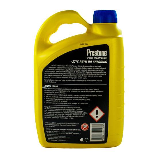 Prestone Gotowy płyn do chłodnic -37°C 4L