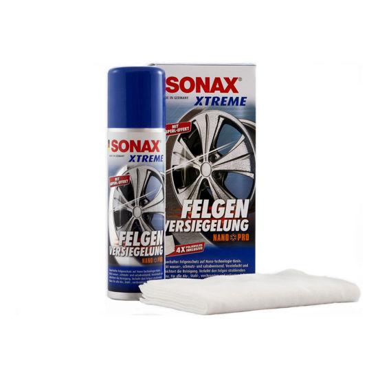 Sonax Xtreme zestaw do zabezpieczania felg 250ml
