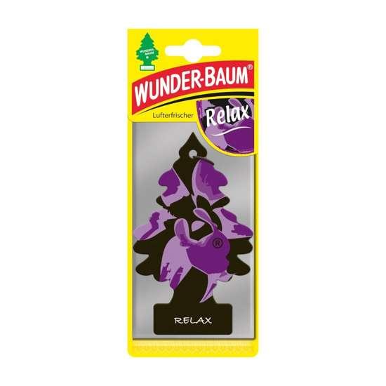 Wunder Baum choinka zapachowa - zapach Relax