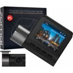 Zestaw: Wideorejestrator 70mai Dash Cam PRO Plus A500S + Kamera cofania RC06